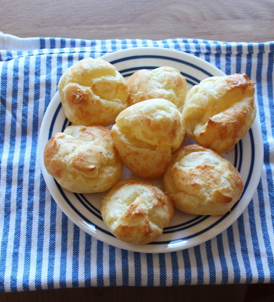 Choux Pastry (Pâte à Choux)