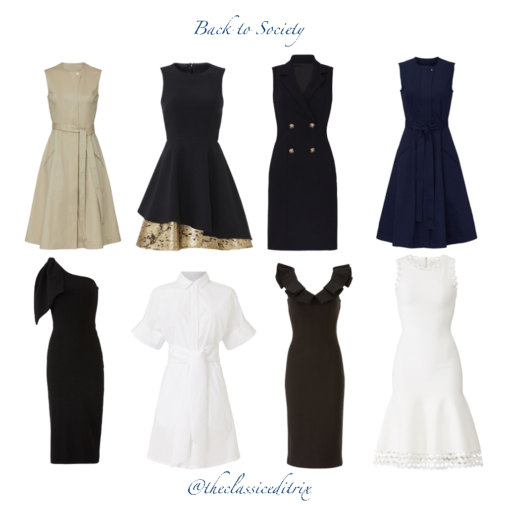 Dresses from Rent the Runway